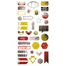 7 Dots Studio - Yuletide - Die-cut Elements