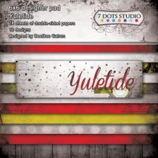 7 Dots Studio - Yuletide - Designer Pad