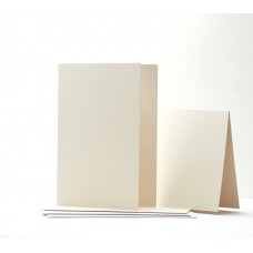 Card Base - 5 pcs - Eco - A6 horizontal