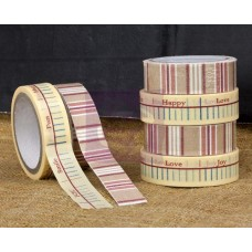Prima - Sunrise Sunset - Washi & Fabric Tape