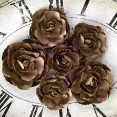 Prima - Sunrise Sunset - Paper Roses - Gold