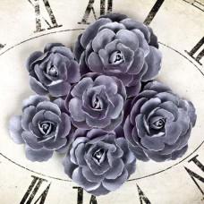 Prima - Sunrise Sunset - Paper Roses - Silver