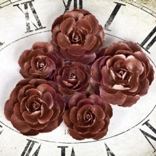 Prima - Sunrise Sunset - Paper Roses - Copper