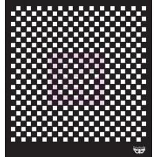 Prima - 12x12 Stencil - Checker