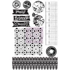 Prima - Cling Stamps