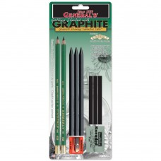 General Pencil - Graphite Drawing Essentials Tool Kit