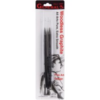 General Pencil - Woodless Graphite Pencils