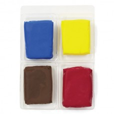 Martha Stewart - Crafter's Clay - Basic Color Set