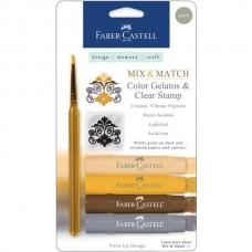 Faber-Castell - Mix & Match Gelatos - neutral