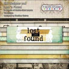 7 Dots Studio - Lost and Found - Designer Pad