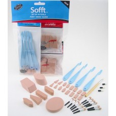 PanPastel Sofft Tools - Combination set