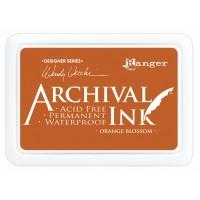 Archival Ink - Orange Blossom - Wendy Vecchi