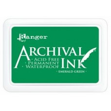 Archival Ink - Emerald Green