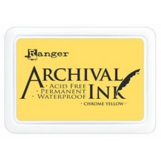 Archival Ink - Chrome Yellow