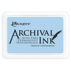 Archival Ink - French Ultramarine
