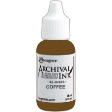 Archival Ink Reinker - Coffee