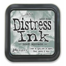 Ranger - Distress Ink - Iced Spruce