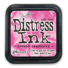 Ranger - Distress Ink - Picked Raspberry