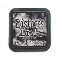 Ranger - Distress Ink - Black Soot