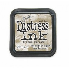 Ranger - Distress Ink - Frayed Burlap