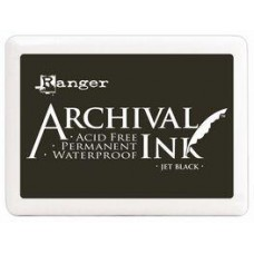 Archival Ink - Jet Black