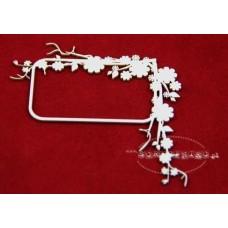 Scrapiniec - Apple Tree Blossom - Frame