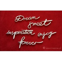 Scrapiniec - Brush Art Script - Dream