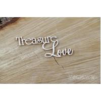 Scrapiniec - Text - Treasure Love