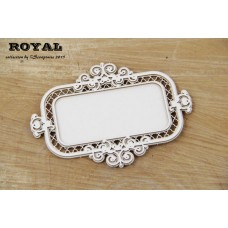 Scrapiniec - Royal - Rectangle Frame