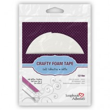 Scrapbook Adhesives - Crafty Foam Tape - 4m