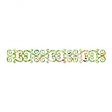 Sizzix - Sizzlits Decorative Strip - Decorative Hearts