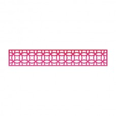 Sizzix - Sizzlits Decorative Strip - Interlocking Circles