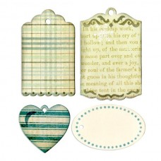 Sizzix - Thinlits - Tags
