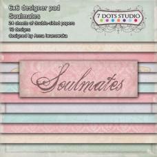 7 Dots Studio - Soulmates - Designer Pad