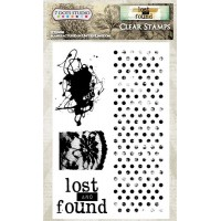 7 Dots Studio - Lost and Found - Clear Stamps
