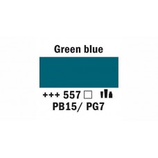 Amsterdam - Green Blue 557