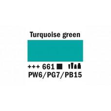 Amsterdam - Turquoise Green 661