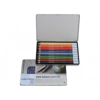 Talens - Van Gogh  - set of 12 Watercolor Pencils
