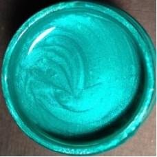 Silks - Teal Zircon