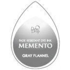 Memento Dew Drops - Gray Flannel