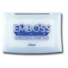 Tsukineko - Embossing Ink Pad - Clear