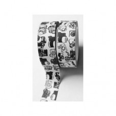 Washi Tape - Black and White Cameras