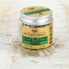 Prima - Art Ingredients - Mica Flakes - Frosted