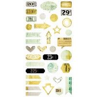 7 Dots Studio - Lost and Found - Die-cut Elements