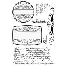 7 Dots Studio - Soulmates - Clear Stamps
