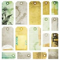 7 Dots Studio - Lost and Found- Tags